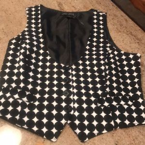 New vest by Larry Levine